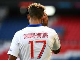 Choupo-Moting finalement prolongé ?. afp