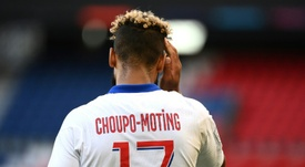 Choupo-Moting explique pourquoi il a choisi le Bayern Munich. AFP