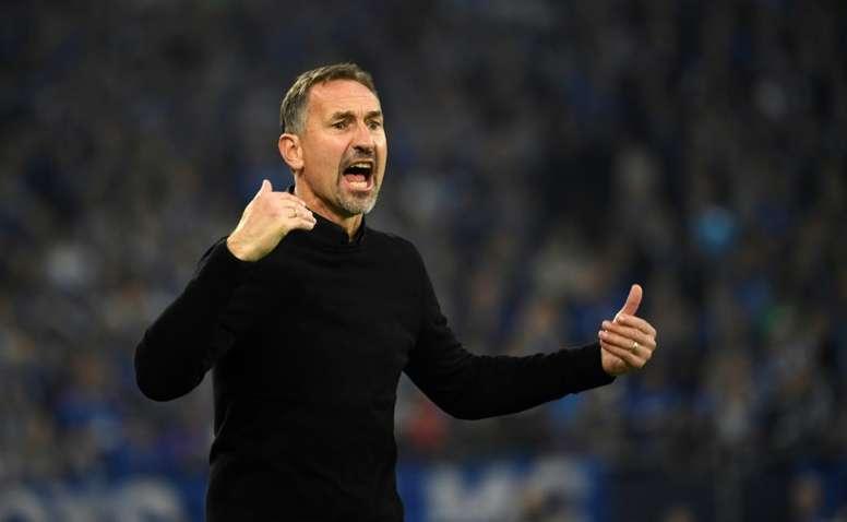 Cologne limoge son entraîneur Achim Beierlorzer. AFP