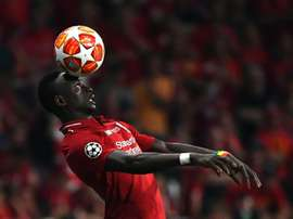 Mané has been urged to join Real Madrid. AFP