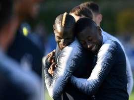 Sagnol critique l'arrivée de Sakho à Lyon. AFP