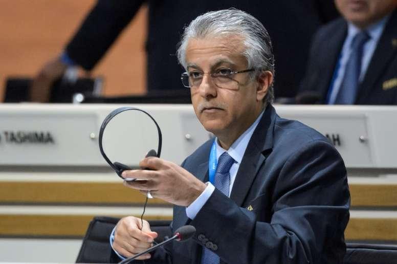 Nouveau mandat. AFP