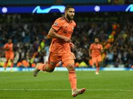 Nabil Fekir manquera le match face à Dijon. AFP