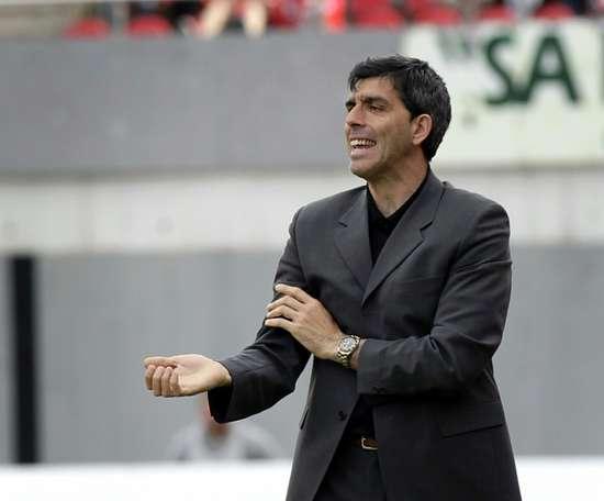 Garitano limogé et remplacé par Muniz à Alavés. AFP