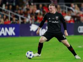 Le joueur du D.C. United Wayne Rooney. AFP