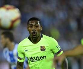 O Tottenham quer Malcom. AFP