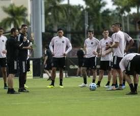 Des joueurs de Miami et Atlanta positifs au coronavirus. AFP