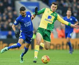 Jonny Howson is understood to be keen on a move back up North. AFP