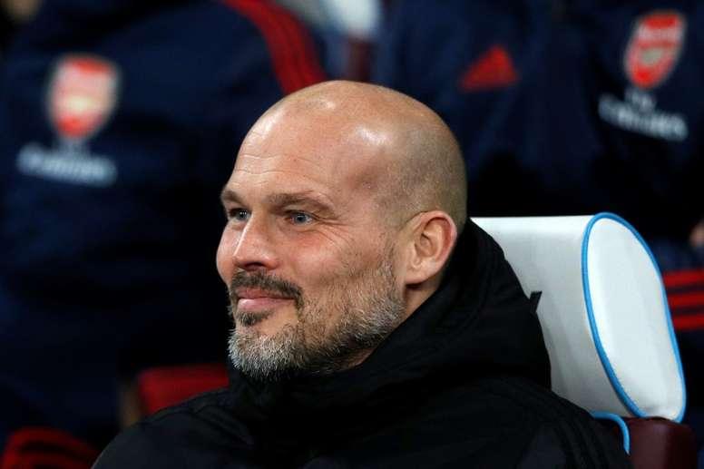 Arsenal vise les 16es, Rennes et Saint-Etienne déjà hors course. AFP