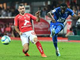 Dall'Oglio apprécie le résultat. AFP