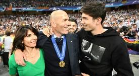 Les Bleuets de Théo Zidane prennent l'Eire. AFP