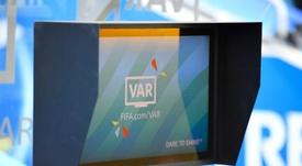 La CONMEBOL destacó el funcionamiento del VAR. AFP