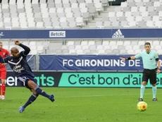 Bordeaux s'en remet à Briand. AFP