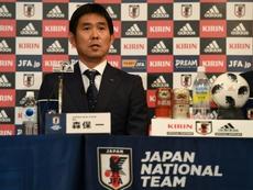 Le Japon tient son nouveau sélectionneur. AFP