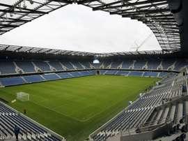 Le match du Havre reporté. AFP