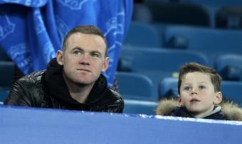 La pire semaine de Rooney. AFP