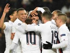 Paris surclasse Galatasaray pour clore un 1er tour presque parfait. AFP