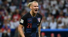 Los rusos abuchearon a Vida durante la semifinal. AFP