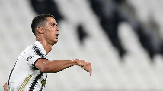 Cristiano Ronaldo est de retour. AFP