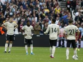 Les compos probables du match d'Europa League entre l'AZ Alkmaar et Manchester United. AFP