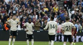 El United, interesado en Moussa Dembélé y Boubakary Soumaré, ambos en la Ligue 1. AFP