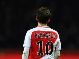 Bernardo Silva é um dos craques eleitos por Messi. AFP