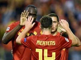 Les Belges affronteront des Hollandais très en forme. AFP