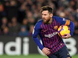 L'impact historique de Messi est sans précédent. AFP