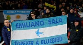 Cardiff porte plainte contre X en France. AFP