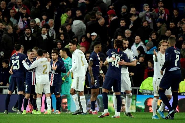 Les huit équipes qualifiées pour les huitièmes de Champions League 2019-2020. EFE