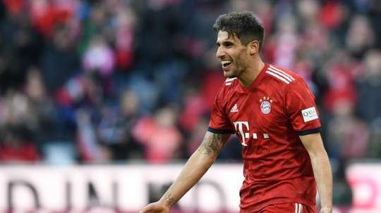 Javi Martínez va quitter le Bayern Munich. afp