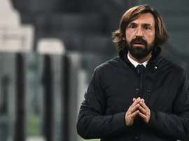 Pirlo explodes after defeat. AFP