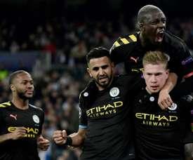 Les compos probables du match de Ligue des champions entre City et le Real. AFP