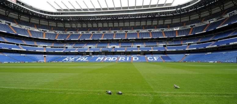 Real Madrid want Pellistri. AFP