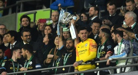 Guardiola vuelve a ganar. AFP