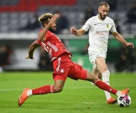 Choupo démarre fort avec le Bayern. AFP