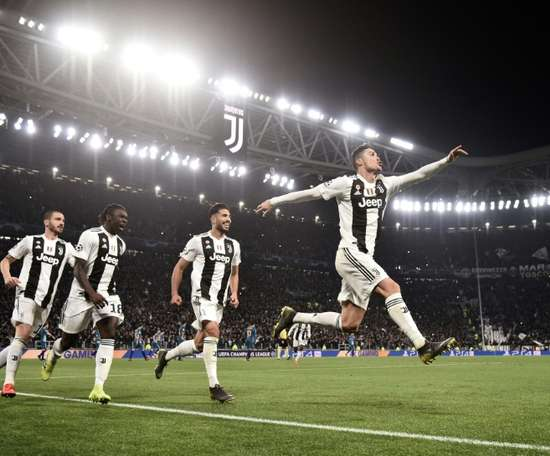 La Juventus, un des clubs présents à la bourse. EFE