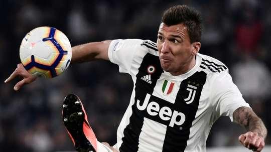 Mandzukic pourrait quitter la Juventus. AFP