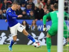 Leicester remonte sur le podium. AFP