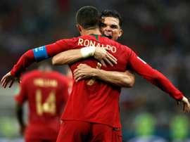 Ronaldo ha venduto la sua casa di Madrid. AFP