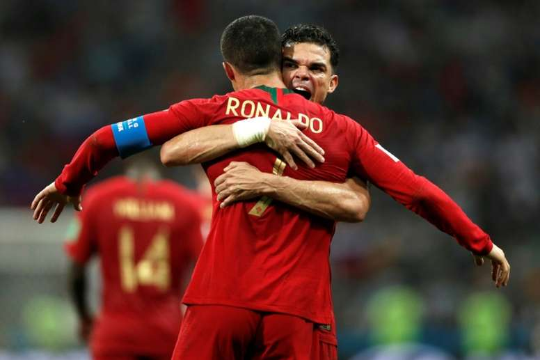 Portugal will be the favourites in this match. AFP