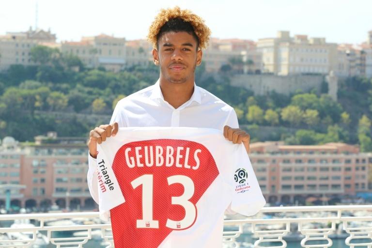 Maillot Extérieur AS Monaco Willem GEUBBELS