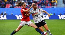 Paredes comparó el fútbol francés con el español. AFP