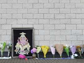 La tragedia ha sacudido de lleno al Leicester. AFP