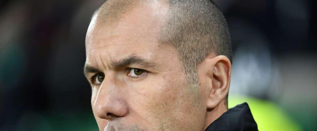 Com Jardim, Maurício fez 31 jogos no Sporting CP. AFP