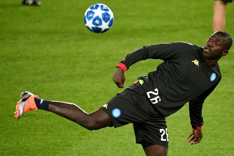 Koulibaly, bientôt dans le top 3 des défenseurs les plus chers ? AFP