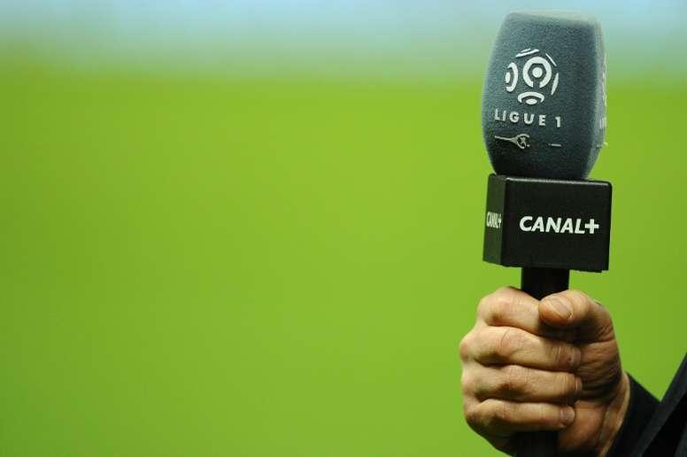 Maxime Saada évoque la situation de Mediapro. AFP