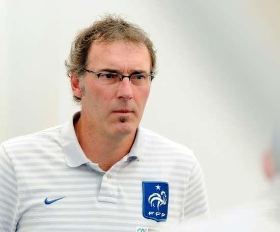 Blanc já não quer saber nada do futebol profissional. AFP