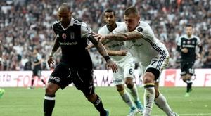 Quaresma poderá rumar ao Porto no próximo verão. AFP