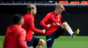 Rapprochement Real-Ajax pour Martin Odegaard. AFP